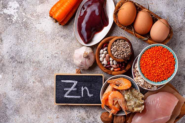 منابع Zinc