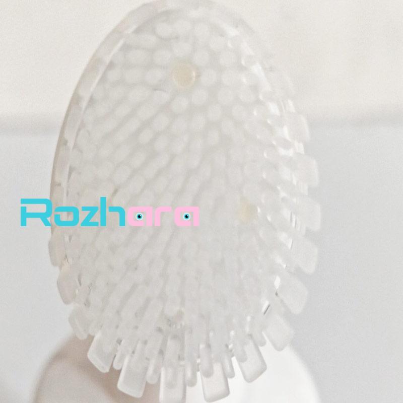 فوم شستشوی مغذی صورت و بدن آلوئه را رورک Rorec Aloe Rapair Cream