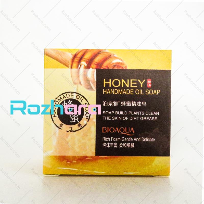 صابون عسل طبیعی بیوآکوا bioaqua hony natural oil soap