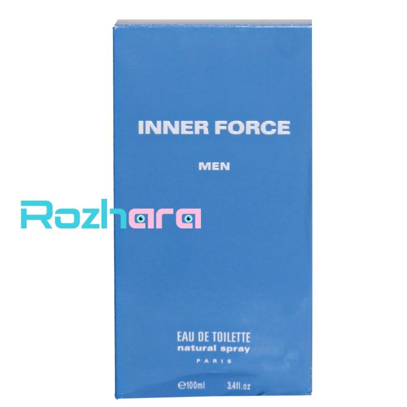 ادكلن اينر فورس جي پارلیس Geparlys Inner Force حجم 100 میل