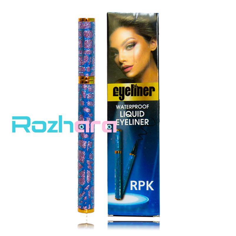 خط چشم ماژیکی آر پی کی RPK Waterproof Eyeliner Pencil