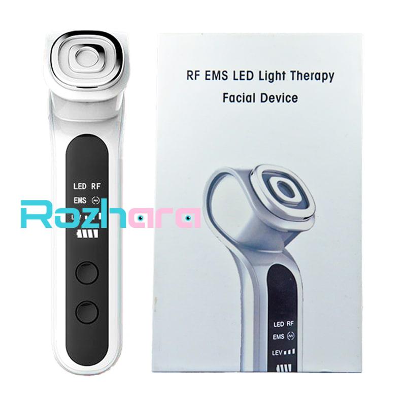 دستگاه جوان ساز پوست RF مدل EMS LED 2021