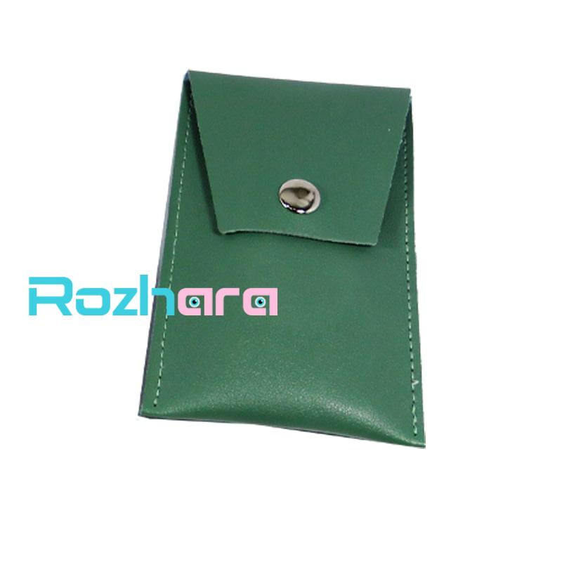 ست براش کیفی فانتزی جذاب با رنگ سبز