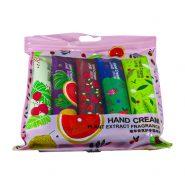 پک کرم دست 5 عددی بیوآکوا Bioaqua Hand Cream