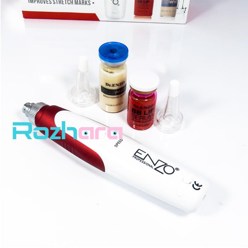دستگاه میکرونیدلینگ دکترپن انزو Enzo Professional