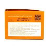 اسکراب صورت و بدن استیلن Estelin عصاره پرتقال حجم 350 گرم